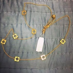 ♠️Kate Spade Signature Gold Necklace✨